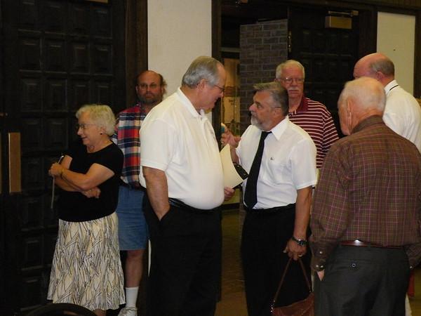Phillips University Alumni & Friends Reunion June 26-27, 2009